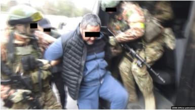 Ташиев: В поимке Дженго помогли спецслужбы Таджикистана